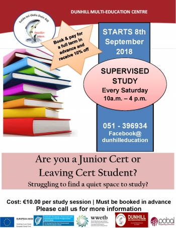 Supervised Study Poster 2018