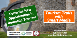 Tourism Trails with Smart Media